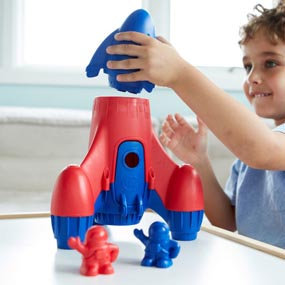 Rocket Ship Playset