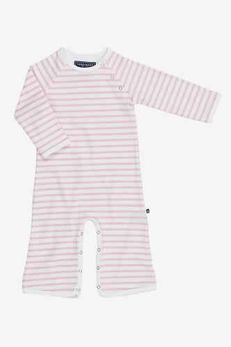 TooByDoo Pink Stripe Jumpsuit
