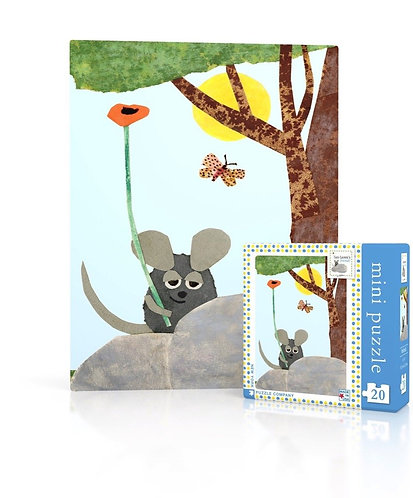 Fredrick Mouse Mini-Puzzle