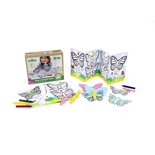 Green Toys Butterfly Maker Activity Set