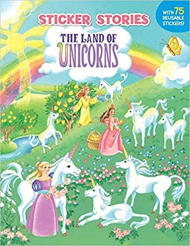 Land of Unicorns - Sticker Stories