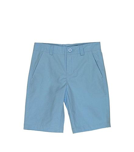 TooByDoo Clay Blue Chino Shorts
