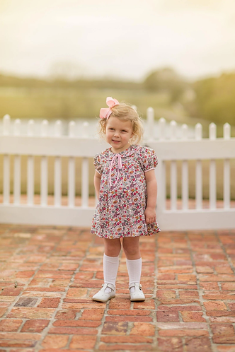 Oaks Apparel Misty Dress & Bloomers