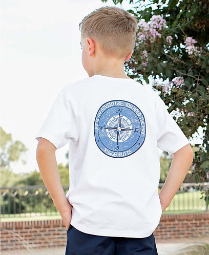 Rugged Butts Compass Tee