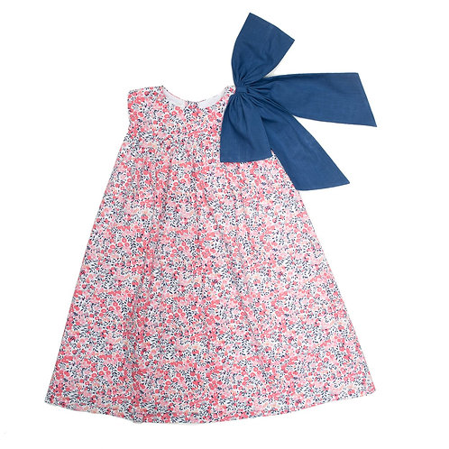 Oaks Apparel Poppy Bow Dress