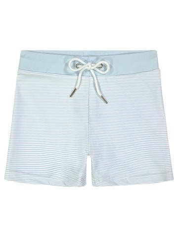 Petit Peony Nantucket Stripe Swim Short