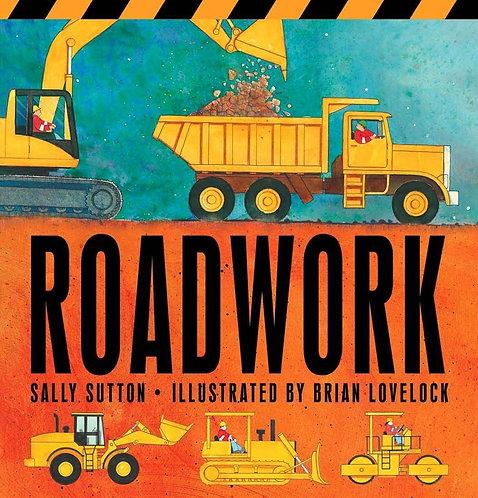 Roadwork Board Book