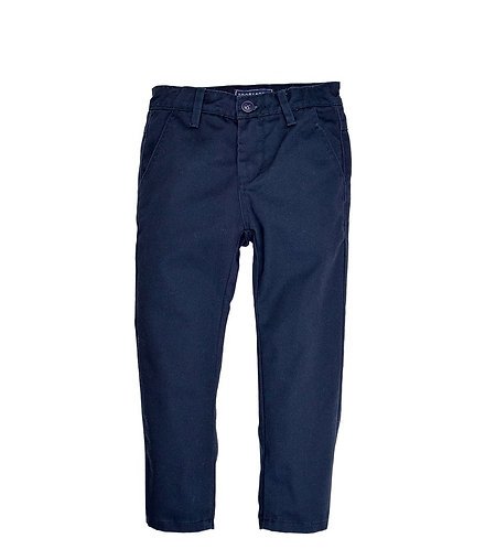 TooByDoo Ashton Navy Chino Pants