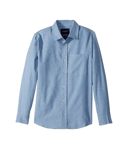 TooByDoo Blue Chambray Button Down Shirt