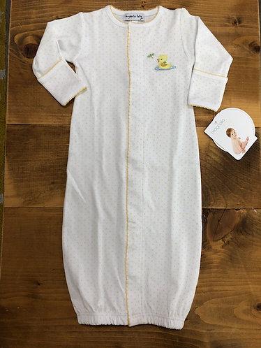 Magnolia Baby Unisex Vintage Duckie Converter Gown