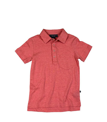 TooByDoo Studio Red Polo
