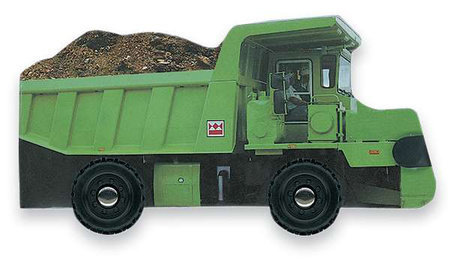 Dump Truck Wheelie Book