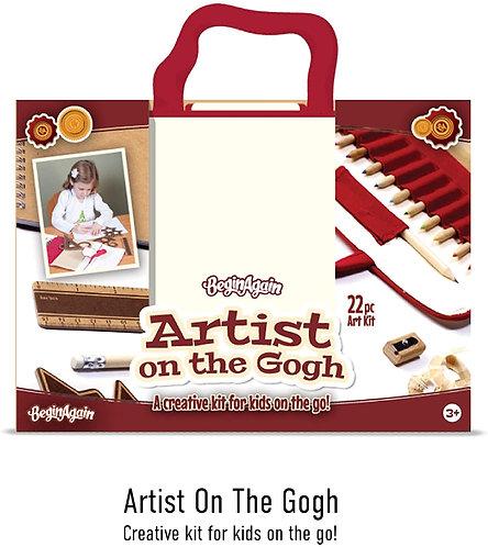 Begin Again Artist on the Gogh