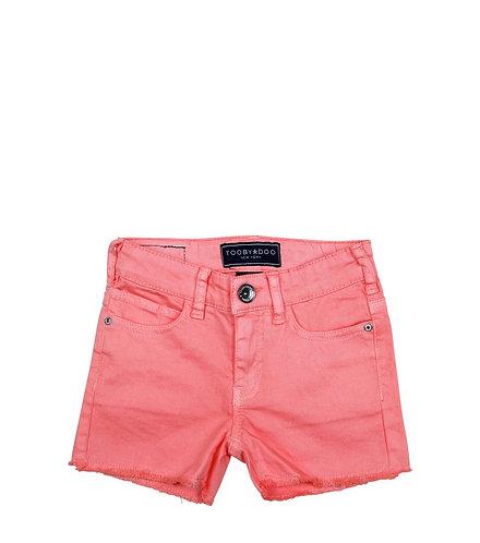 Coral Jean Shorts