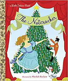 The Nutcracker  - A Golden Book