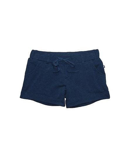 Miss Shortie - Navy Shorts