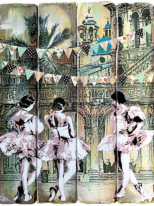 Piazza Ballerinas