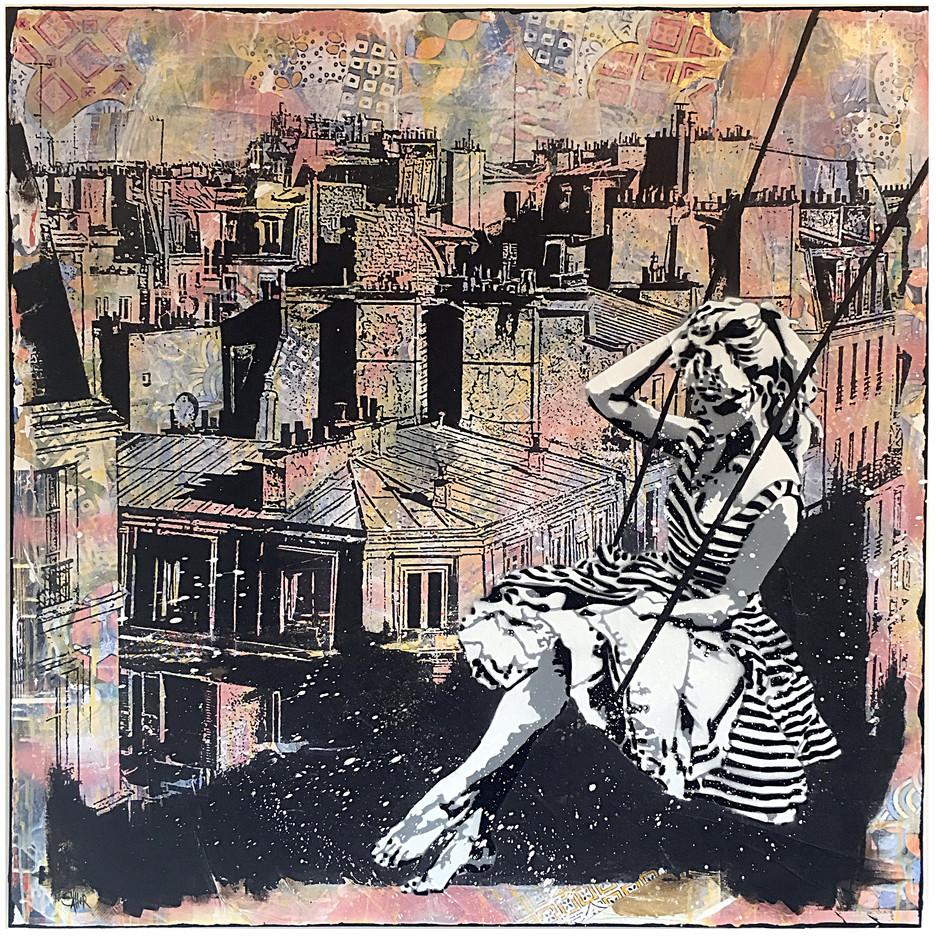 Swing over Paris
