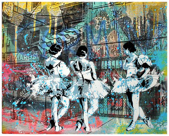 Village Ballerinas
