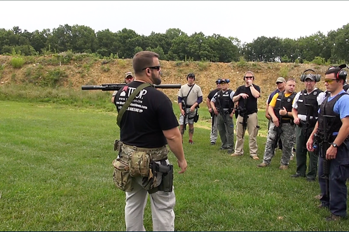 Complete LEO Firearms Instructor Lebanon PA 10/4-8/21
