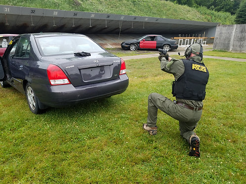 LEO Armed Vehicle Defense  Reading PA  10/19-20/2020
