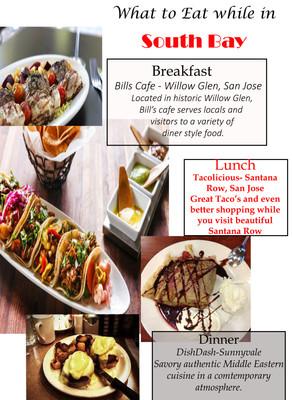 Food Guide : San Jose