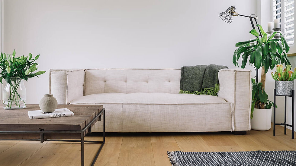 Tate Fabric Sofa - Large