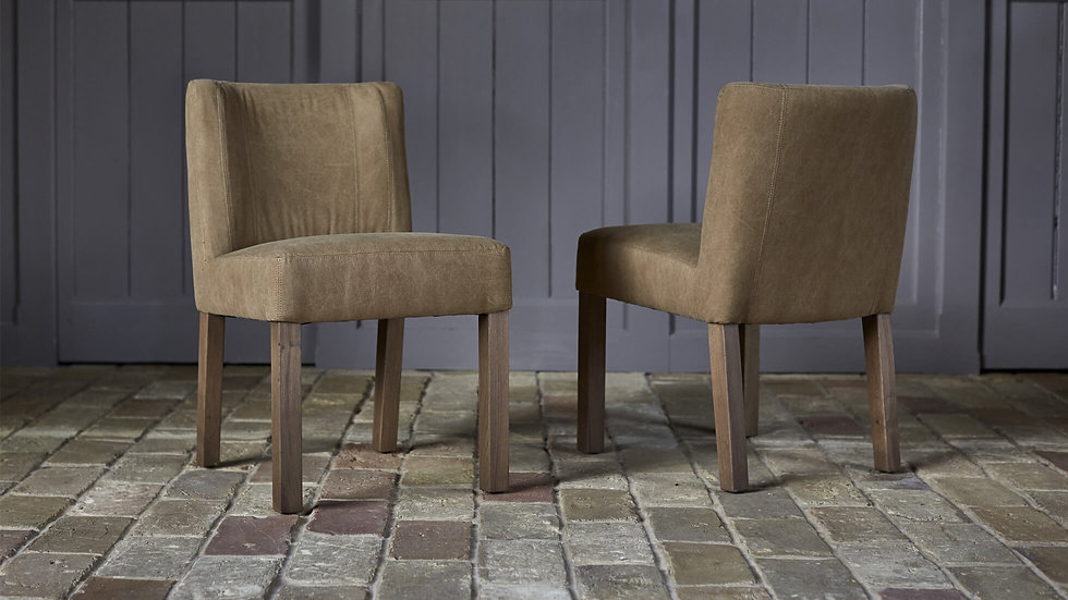 Penrose Khaki Dining Chair