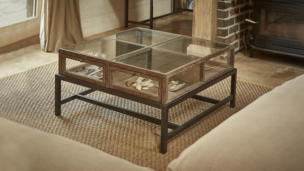Collectors Coffee Table