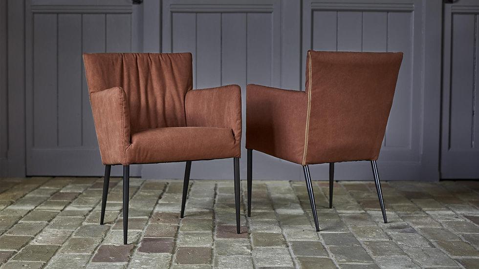 Selborne Amaro Carver Dining Chair