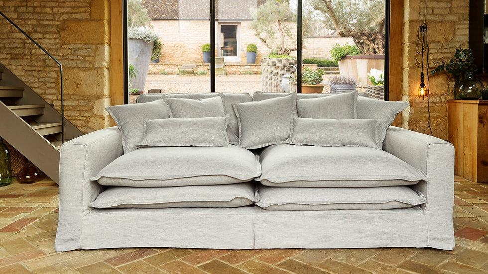 Plumpton Fabric Sofa