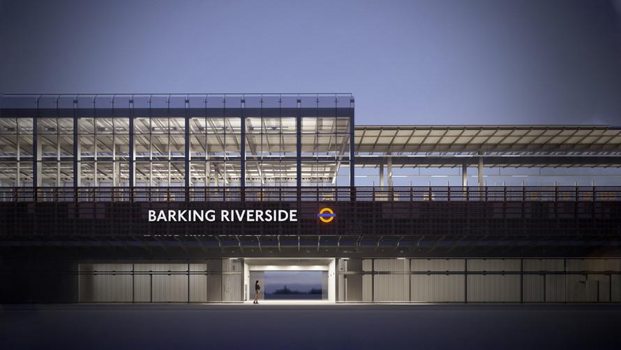 Barking Riverside Station