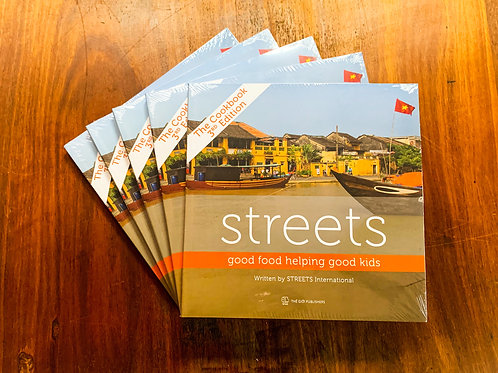STREETS  3rd Edition Cookbook