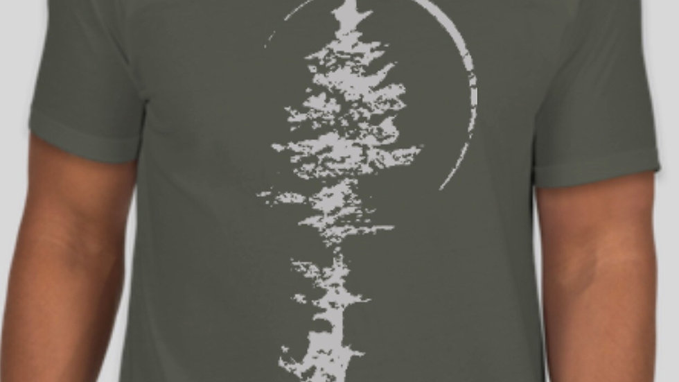 Lone Pine Bowhunter Tee - Green