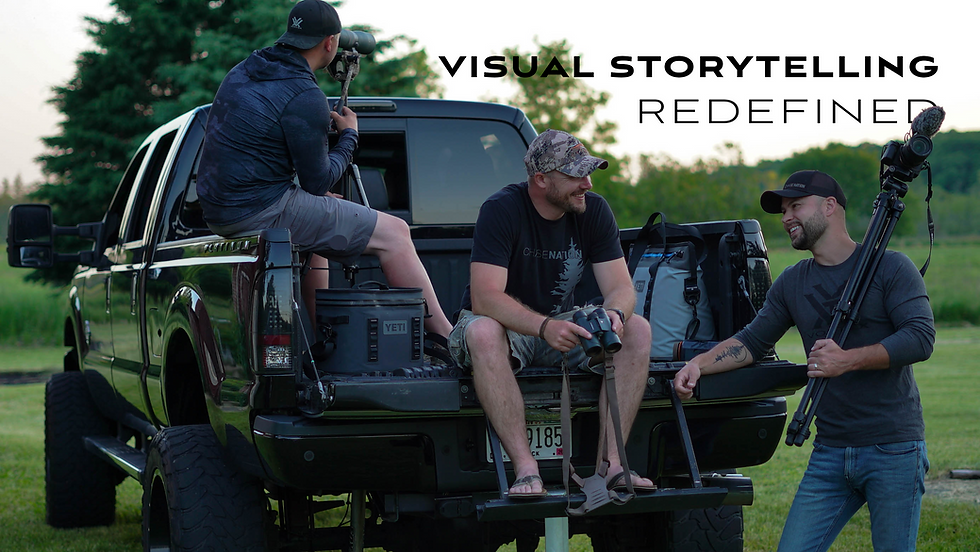 Visual Storytelling Redefined Cover phot