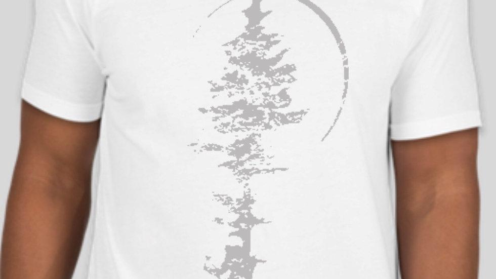 Lone Pine Bowhunter Tee - White