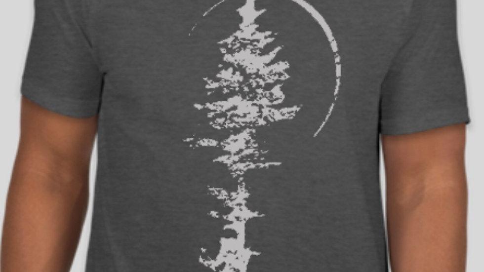 Lone Pine Bowhunter Tee - Grey