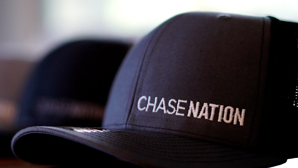 SnapBack Lid - Charcoal Front/White Mesh