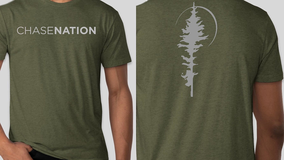 Reppin Tee - Military