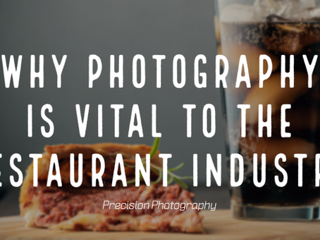Why Professional Photography is Vital to the Restaurant Industry