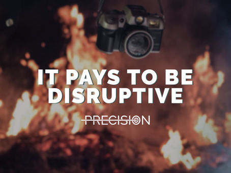 It Pays to be Disruptive