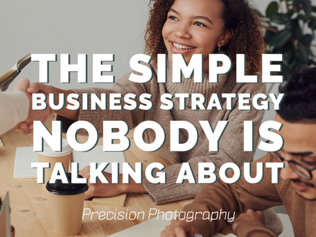 The Simple Business Strategy Nobody is Talking About