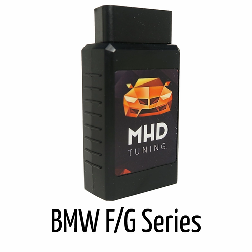 MHD Wireless OBDII Wifi Flash Adapter for F/G Series (Black)