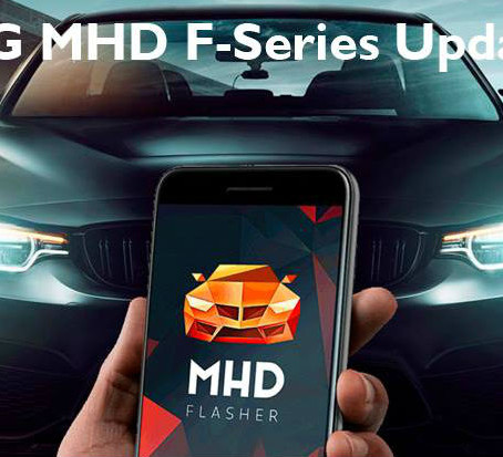 MHD Flasher F series - Version 1.10 Released