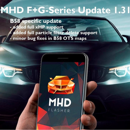 MHD Flasher F+G-Series 1.31