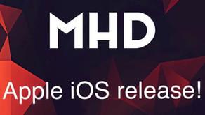 MHD iOS app Launch!