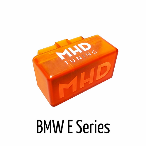MHD WIFI OBDII Wireless Flash Adapter for E Chassis (Orange)