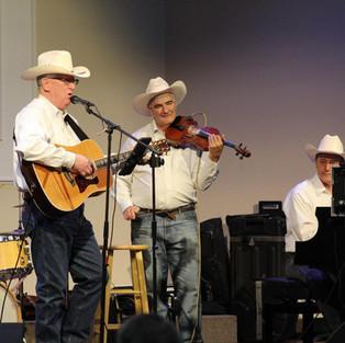 Roy West, Danny Levin, Floyd Domino