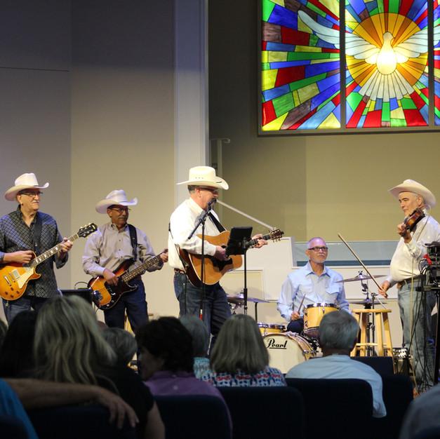 Concert in Flatonia, Tx 2018