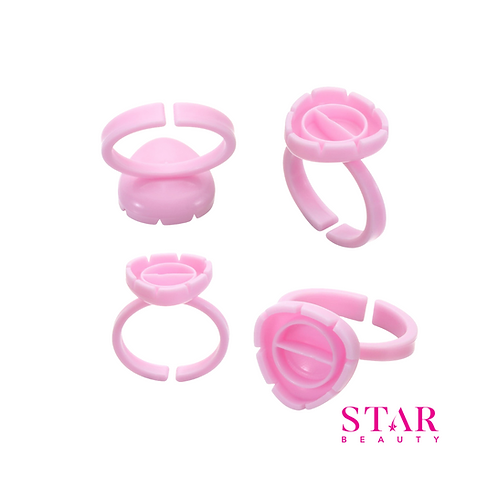 Star Beauty Easy Fan Ring with Divider